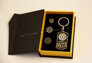 Anahtarlık, promosyon, Sinpaş Altın Oran, Sinpaş, özel imalat, altın kaplama, firmaya özel, kurumsal hediyelik, tasarım, yılbaşı, yeni yıl, ostim, Ankara