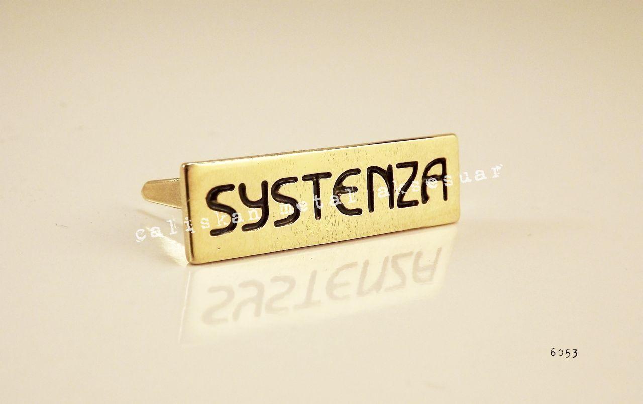 metal etiket, Systenza