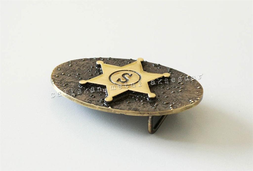 Sheriff, Serif Kemer Tokasi
